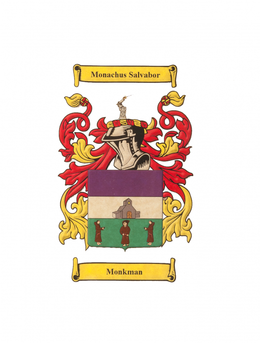 family coat of arms design