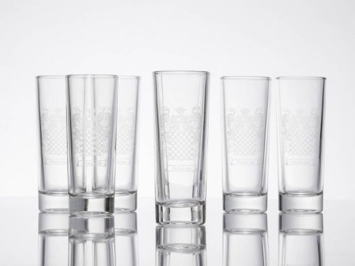 set personalised shot glasses engraved