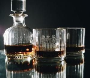personalised whiskey glasses