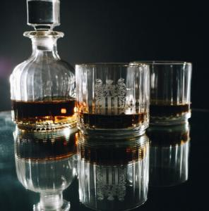 tumbler whiskey glass